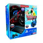 Sony PlayStation 3 Super Slim 500 GB + GT 5 + Праздник спорта 2