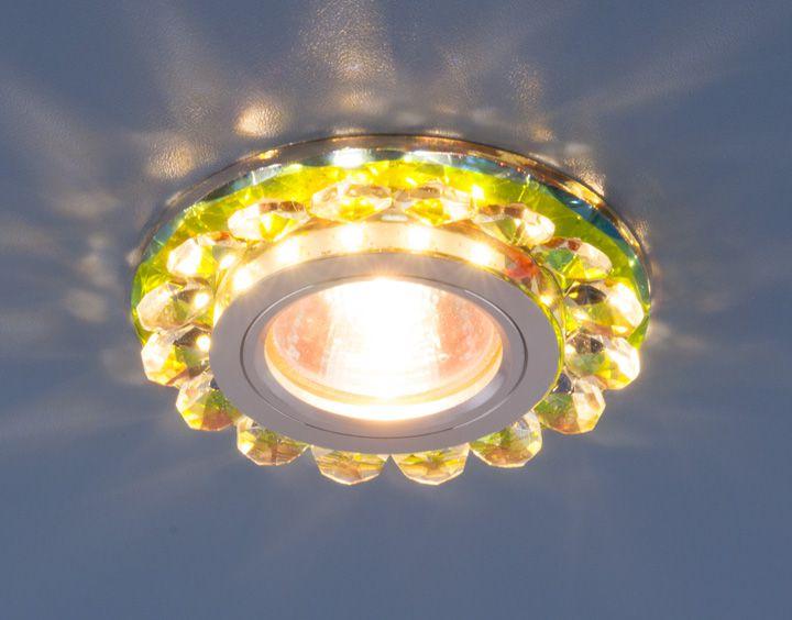 светодиодными со лампами светильника фото