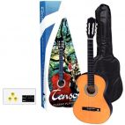 TENSON Player Pack Classic Natural гитара TENSON
