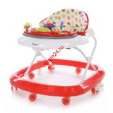 Ходунки Baby Care Sonic (White/Red) Baby Care