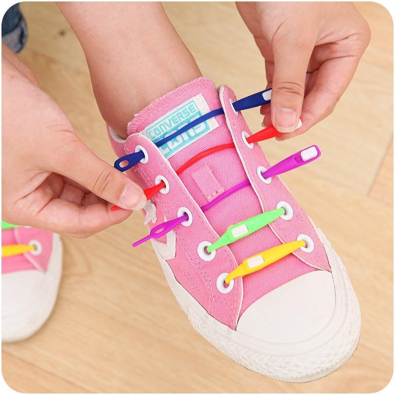 Силиконовые шнурки для обуви купить в самаре