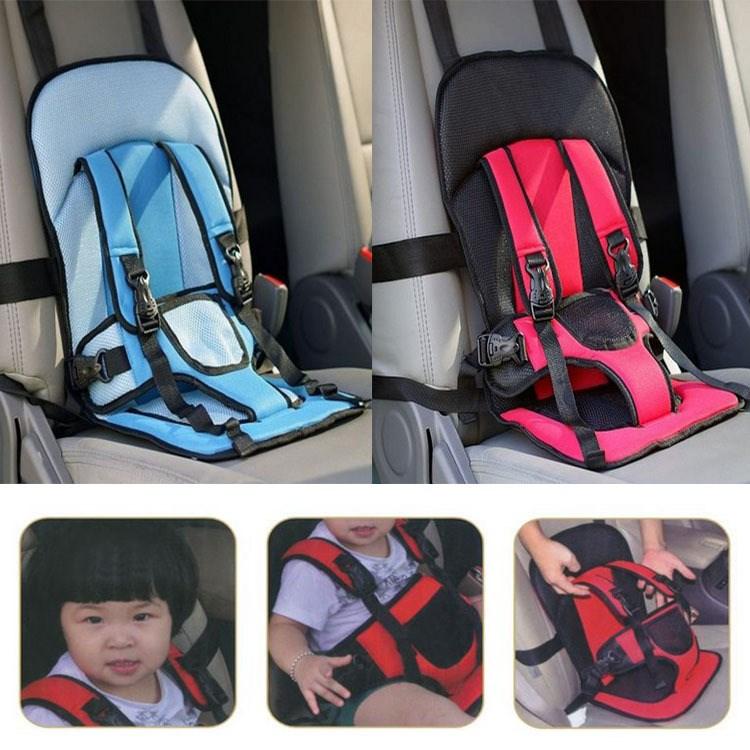 Кресло для детей в машину своими руками 83