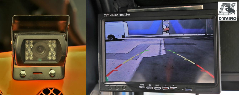 честное сравнение кармикс и давино, ДАВИНО на все машины начиная с 2017 года ставит системы видеоконтроля в качестве базовой системы