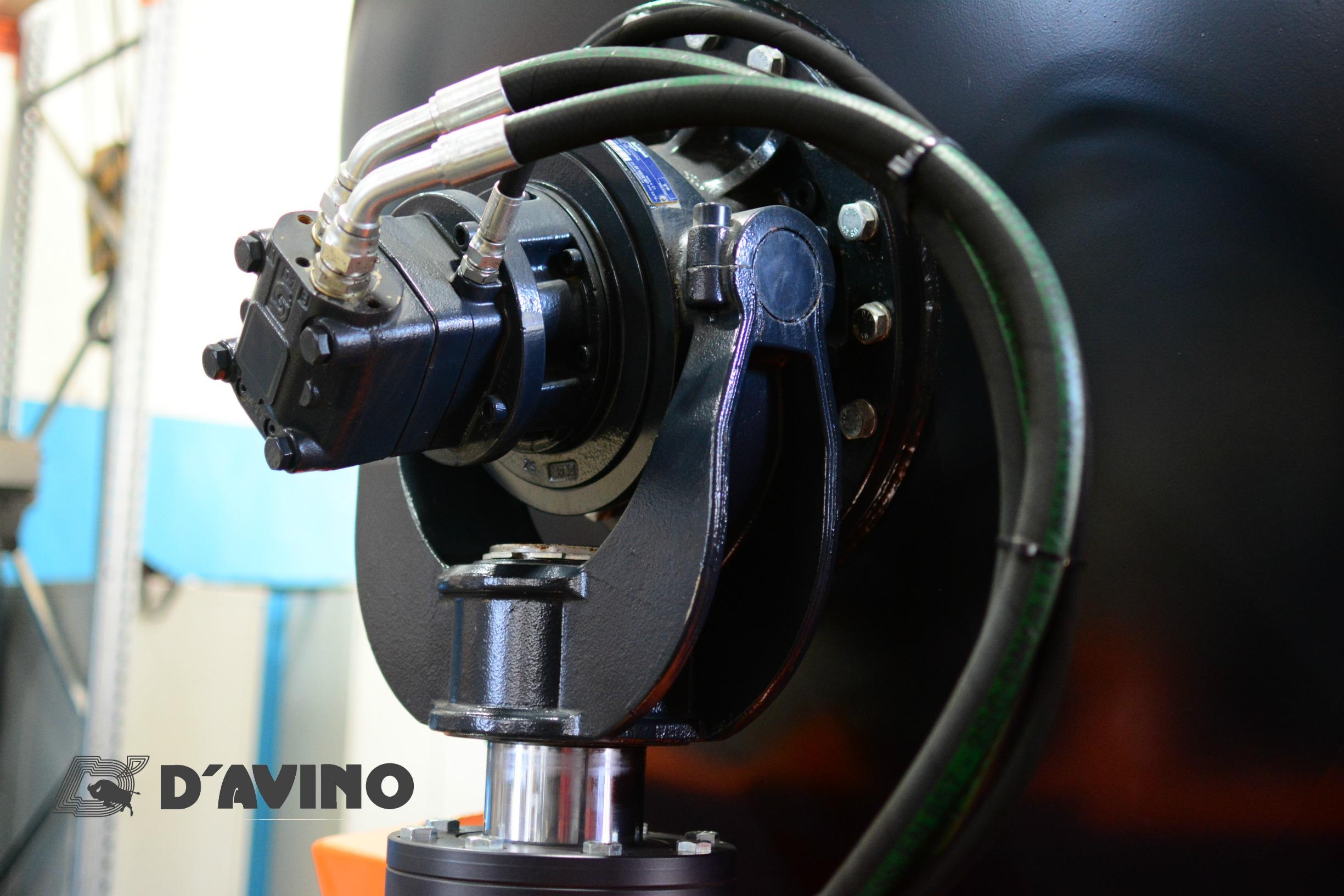 честное сравнение кармикс и давино, У ДАВИНО для ускорения процесса разгрузки бетона предусмотрен гидравлический цилиндр который поднимает заднюю часть смесительного барабана